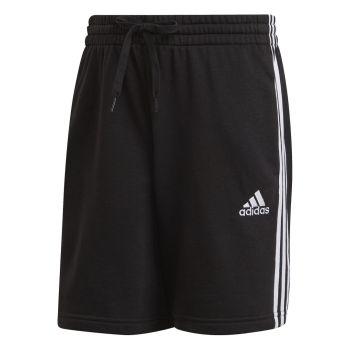 adidas M 3S FT SHO, moške hlače, črna