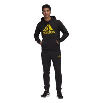 adidas M BL FT HD TS, trenirka, črna
