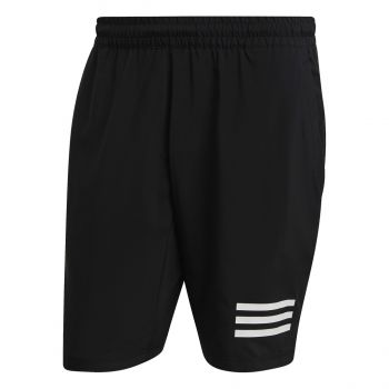 adidas CLUB 3STR SHORT, moške hlače, črna