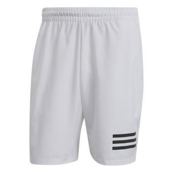 adidas CLUB 3STR SHORT, moške hlače, bela