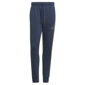 adidas M FI GFX PT, moške hlače, modra
