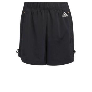 adidas W TE SHORT PB, hlače, črna