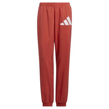 adidas WOVEN BOS PANT, ženske trenirka hlače, rdeča