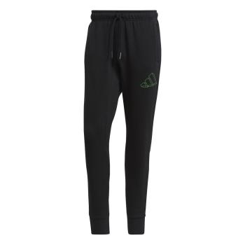adidas M FI GFX PT, moške hlače, črna