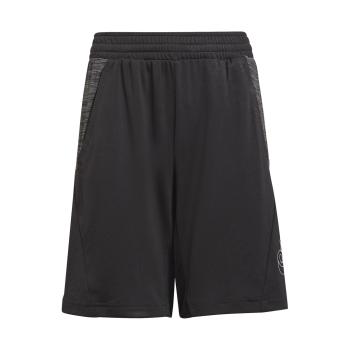 adidas B A.R. HTR SH, hlače, črna