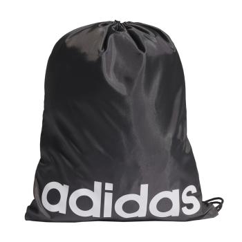 adidas LINEAR GYMSACK, nahrbtnik, črna