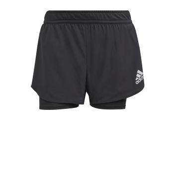 adidas P.BLUE SHORT, ženske tekaške hlače, črna