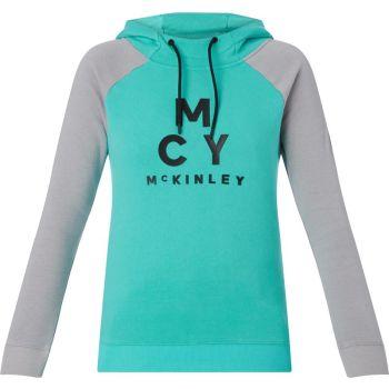 McKinley GOLDIE WMS, pulover ž.snb, zelena
