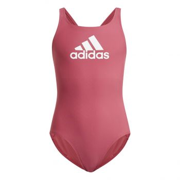 adidas YG BOS SUIT, kopalke o.enodelne, roza