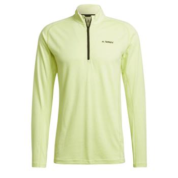 adidas TRACERO 1/2 LS, moška pohodna majica, rumena