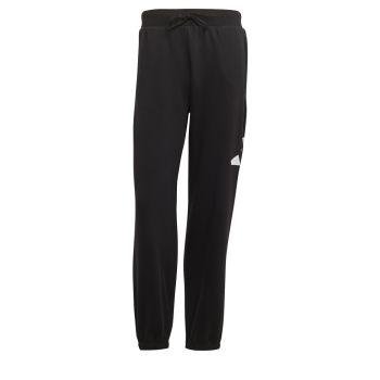 adidas M FI PANT 3B, moške hlače, črna