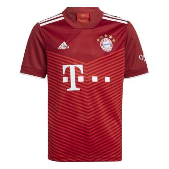 adidas FCB H JSY Y, dres o.kr nog klub, rdeča