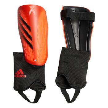 adidas X SG MTC, ščitnik za golen, rdeča