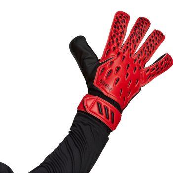 adidas PRED GL TRN, moške nogometne rokavice, rdeča