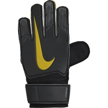 Nike GK MATCH JR-FA18, otroške nogometne rokavice, siva