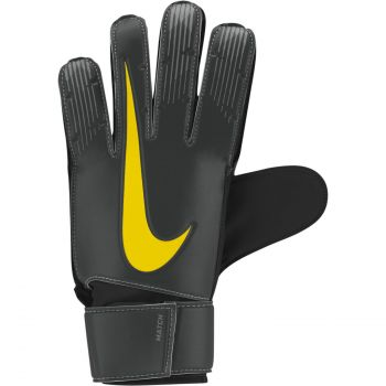 Nike GK MATCH-FA18, moške nogometne rokavice, siva