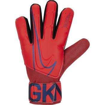 Nike GK MATCH, moške nogometne rokavice, rdeča