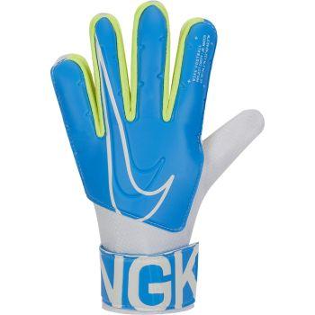 Nike GK MATCH JR, otroške nogometne rokavice, modra