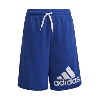 adidas B BL SHO, hlače o.kr, modra