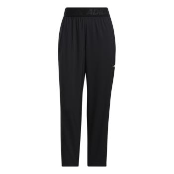adidas BRANDED PANT, ženske fitnes hlače, črna