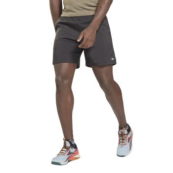 Reebok UBF EPIC+ SHORT, moške fitnes hlače, črna