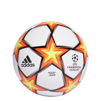 adidas UCL LGE PS, nogometna žoga, bela