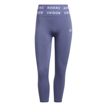 adidas AEROKNIT 78 T, ženske fitnes 7/8 pajke, vijolična