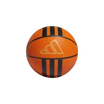 adidas 3S RUBBER X2, košarkarska žoga, oranžna