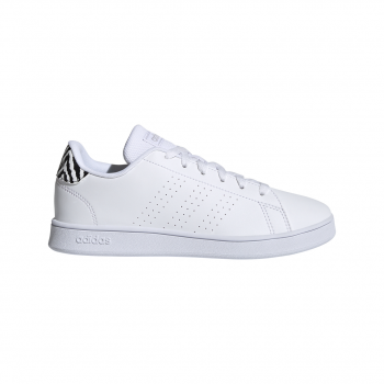 adidas ADVANTAGE K, otroški športni copati, bela