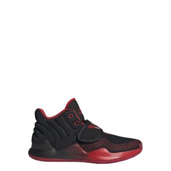 adidas DEEP THREAT PRIMEBLUE J, otroški košarkarski copati, črna