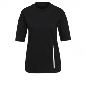 adidas W Z.N.E TOP, ženska majica, črna