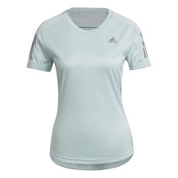 adidas OWN THE RUN TEE, ženska tekaška majica, modra