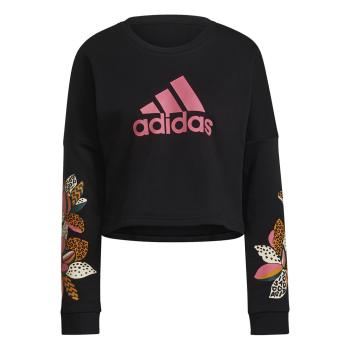 adidas W FARM G SWT, ženski pulover, črna