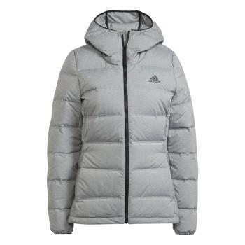 adidas W HELIONIC MEL, ženska jakna, siva