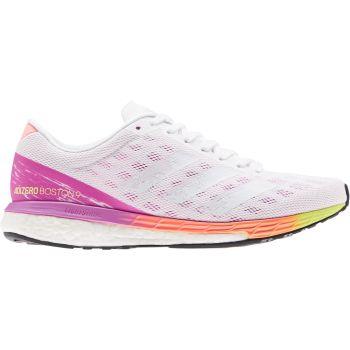 adidas ADIZERO BOSTON 9 W, ženski tekaški copati, bela