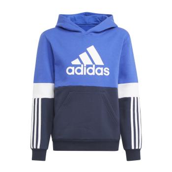 adidas B CB FL HD, pulover o., modra