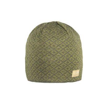 Savoy HAMBURG, moška smučarska kapa, zelena