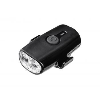 Topeak HEADLUX 250 USB, kolesarska svetilka, črna