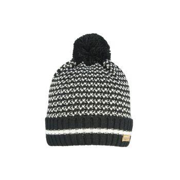 Savoy HELSINKI, moška smučarska kapa, črna