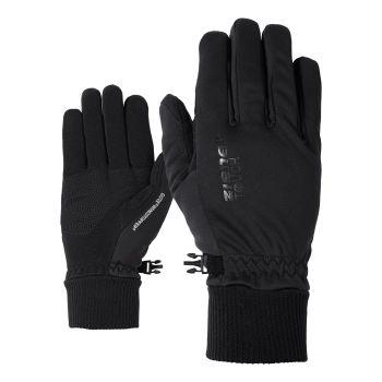 Ziener IDAHO GWS TOUCH, moške rokavice, črna