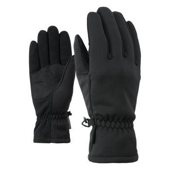 Ziener IMPORTA, rokavice, črna