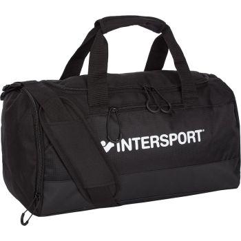 Intersport TEAMBAG S INT, športna torba, črna
