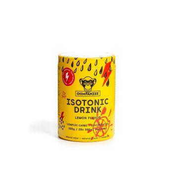 Chimpanzee ISOTONIC DRINK LEMON 600 G, športna prehrana