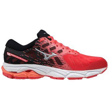 Mizuno WAVE ULTIMA 12, ženski tekaški copati, rdeča