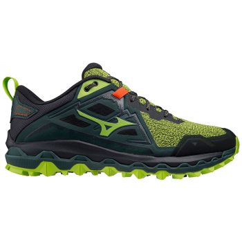 Mizuno WAVE MUJIN 8, moški trail tekaški copati, zelena