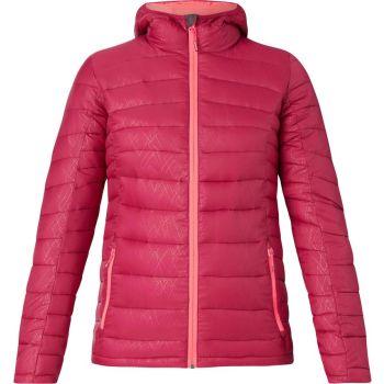 McKinley JORDY HD WMS, ženska pohodna jakna, rdeča