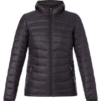 McKinley JORDY HD WMS, ženska pohodna jakna, črna