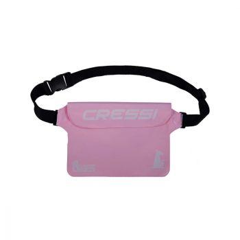 Cressi Sub KANGAROO DRY POUCH, torbica, roza