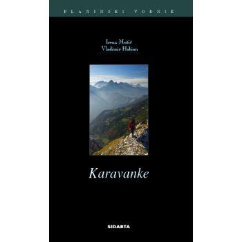 Sidarta KARAVANKE, knjiga