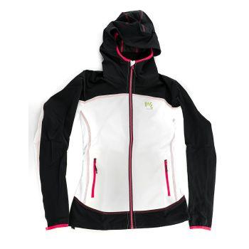 Karpos PARETE W JACKET, ženska pohodna jakna, bela